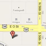 56th & O map